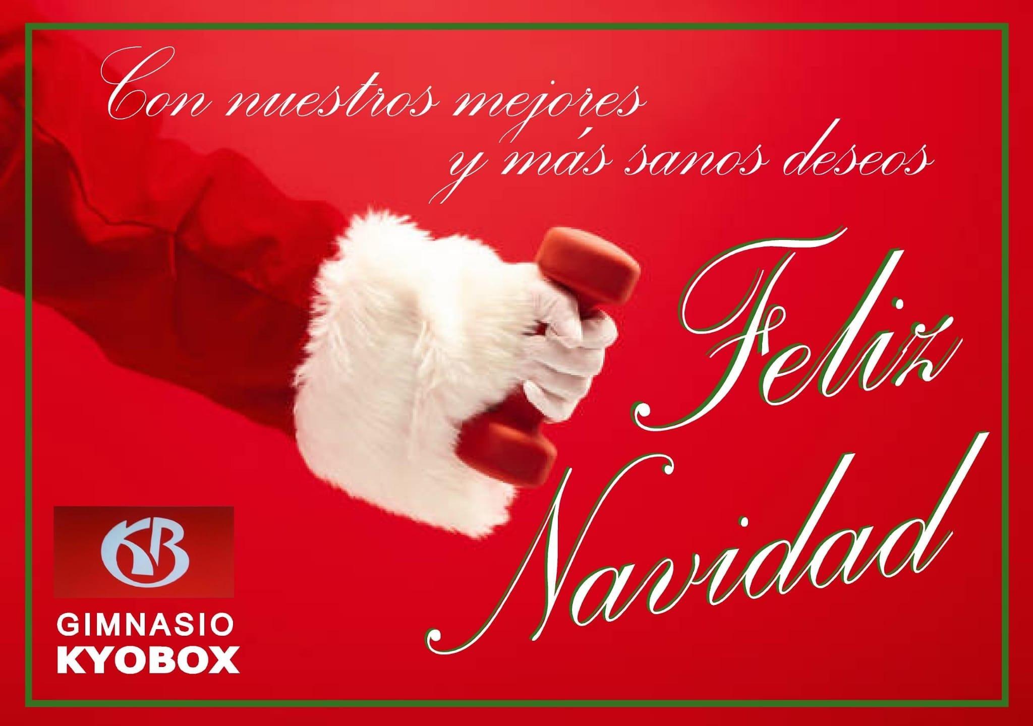 Feliz Navidad Kyxbox